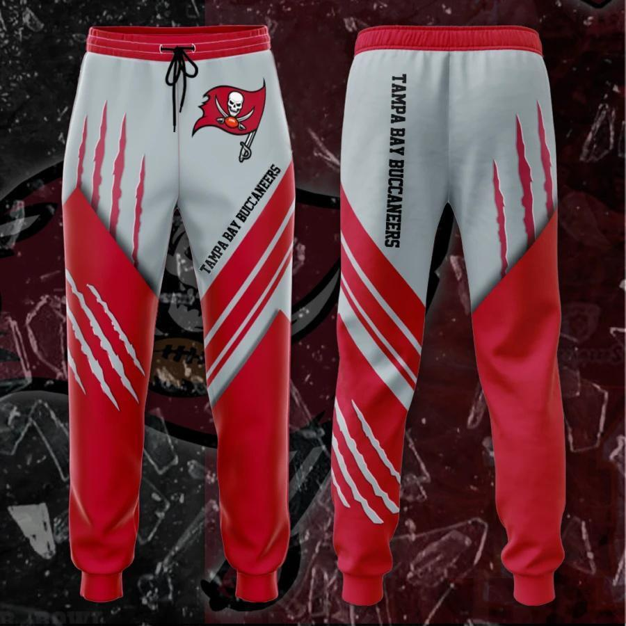 Tampa Bay Buccaneers 3D Printed pocket Sweatpant