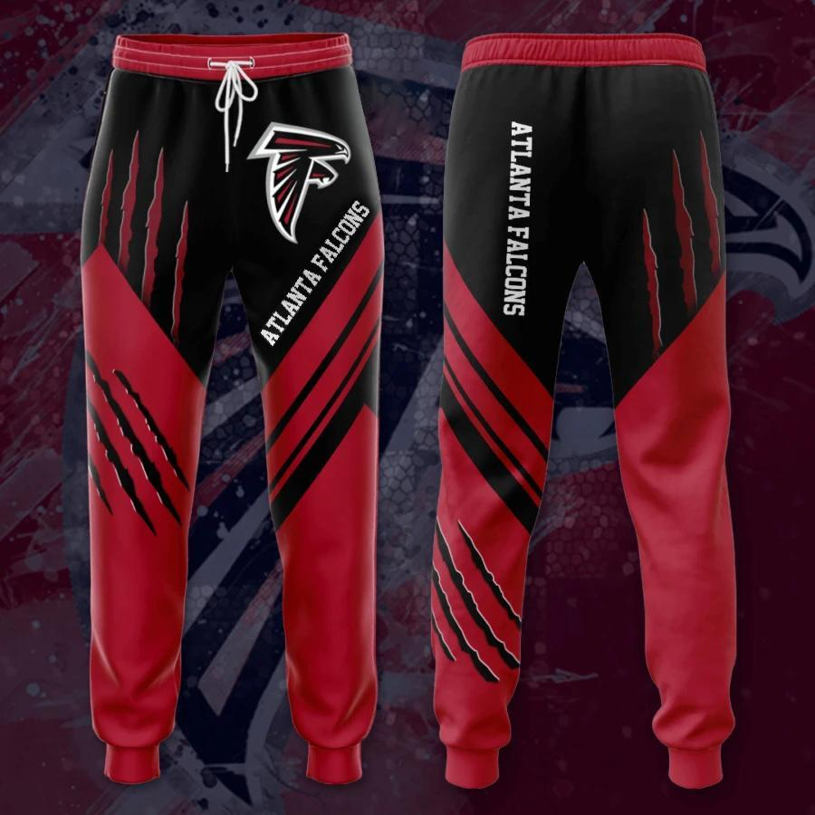 Atlanta Falcons 3D Printed pocket Sweatpant