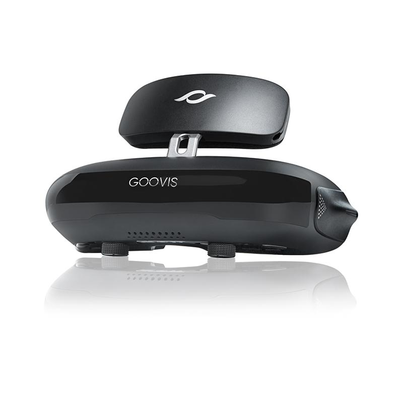 GOOVIS G2 Personal Mobile Cinema + Player - GOOVIS Shop