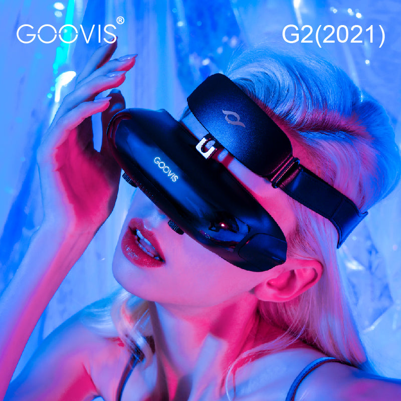 GOOVIS Cinego (G2) Personal Mobile Cinema + Player (G2)