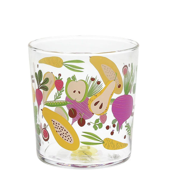 Set 6 vasos Fruits