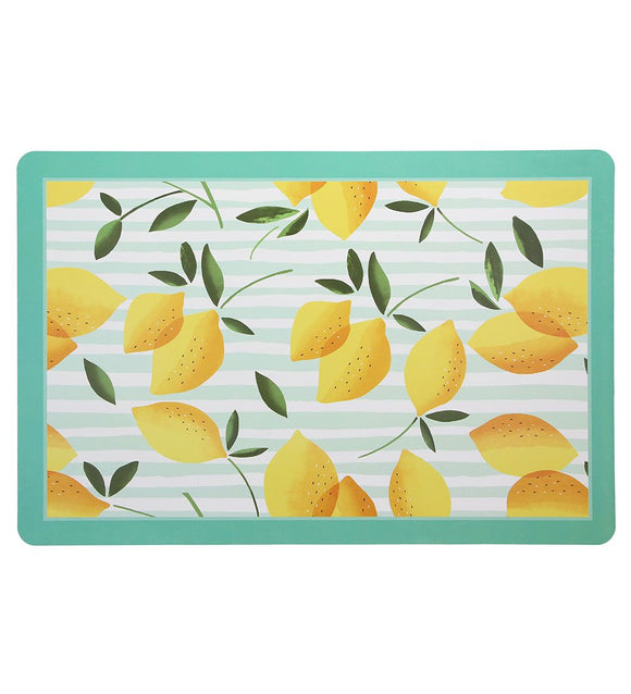 Set 6 individuales Lemons