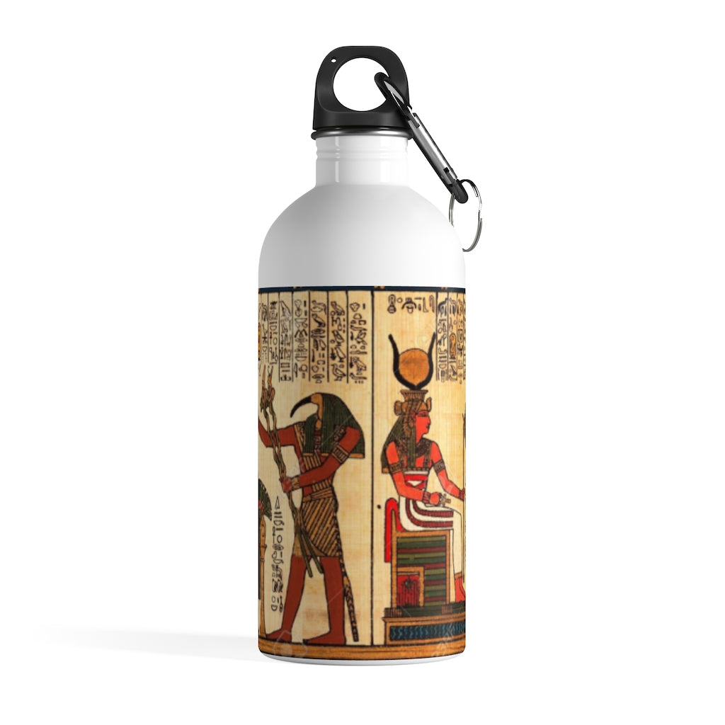 Stainless Steel Water Bottle: Ancient Egypt and Inspirational Antiquity