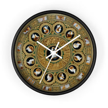 Load image into Gallery viewer, Wall clock: The Inspiration of Antiquity