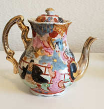 Load image into Gallery viewer, An Early 1800's Hand-painted Asian Tea Set