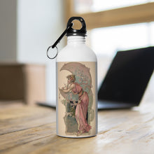 Load image into Gallery viewer, Stainless Steel Water Bottle: Art Nouveau and Celebrating Antiquity
