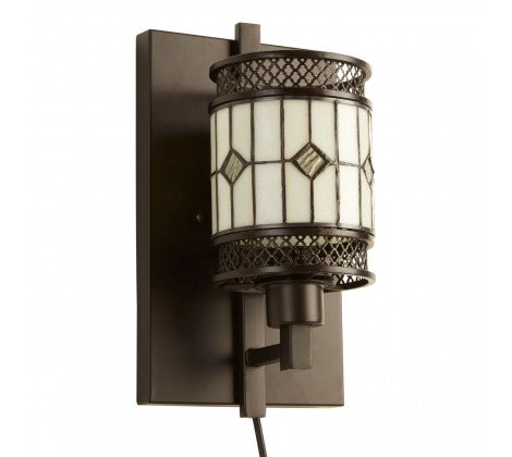 Waldorf Diamond Wall Light Set of 2
