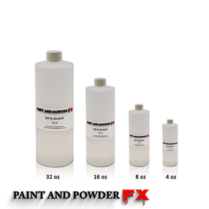 Paint and Powder FX 99 Percent Alcohol