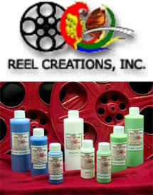 REEL CREATIONS™ Green Screen Ink Kit