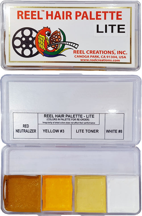 REEL CREATIONS Lite Hair Palette