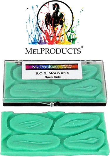 MEL Products SOS Mold 1A Open Cuts