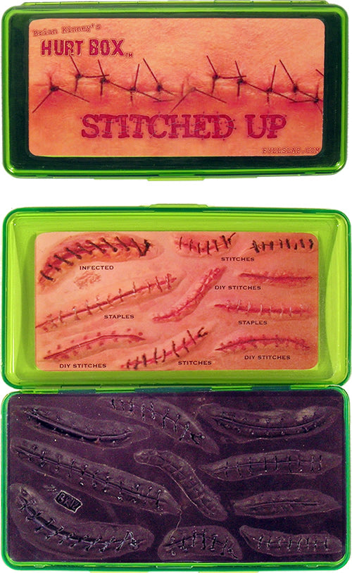 Brian Kinney Hurt Box Stitched Up Palette
