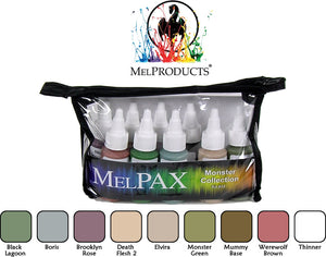 Mel Products MelPAX Kit No 13 Monster Collection