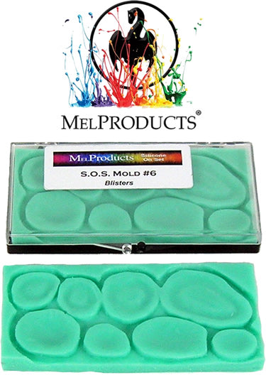MEL Products SOS Mold 6 Blisters
