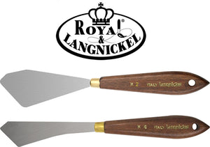 Royal and Langnickel Palette Knife with Triangle Edge