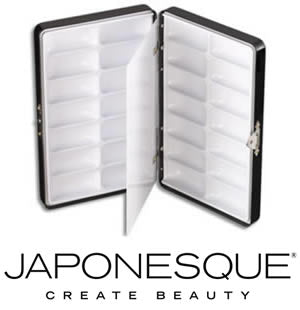 Japonesque Double Sided Professional Foundation Palette