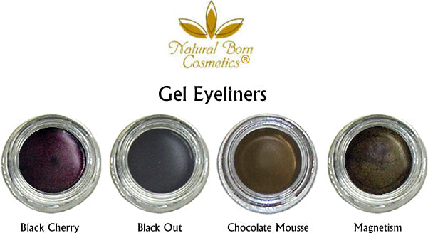 Natural Born Cosmetics Gel Eyeliner