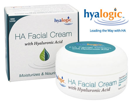 Hyalogic HA Facial Cream with Hyaluronic Acid