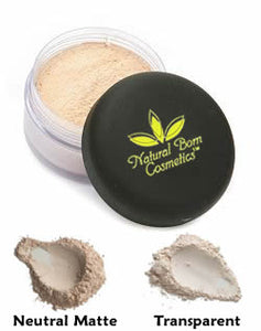 Natural Born Cosmetics Micro Fine Triple Milled Loose Powder