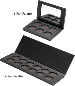 6 or 12 SMALL PAN Palette, Empty