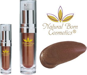 Natural Born Cosmetics Face and Body Bronzing Fluid