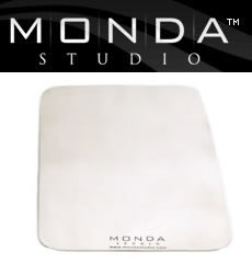 Monda Studio Large Stainless Steel Mixing Palette