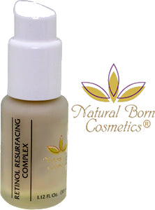 Natural Born Cosmetics Retinol Resurfacing Complex