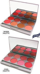 Graftobian Pro Powder Blush Palettes