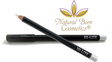 Natural Born Cosmetics White Highlighter Pencil