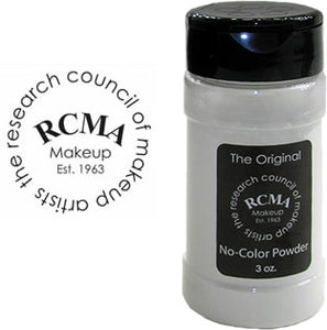 RCMA No Color Loose Powder