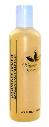 Natural Born Cosmetics Radiance Boost Exfoliating Freshener