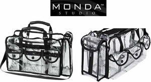 Monda Studio Large Carry All Set Bag with Tissue Holder