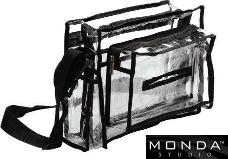 Monda Studio Medium Carry All Set Bag with Tissue Holder