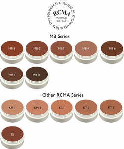 RCMA Foundation Small Size Pot LIMITED QUANTITY