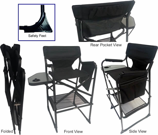 Pro Edition Makeup Chair, 29