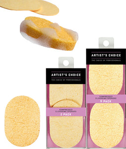 Artists Choice Compressed Cleansing Sponges