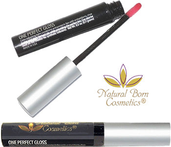 Natural Born Cosmetics The One Perfect Balm Gloss