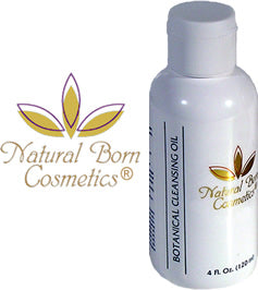 Natural Born Cosmetics Botanical Cleansing Oil