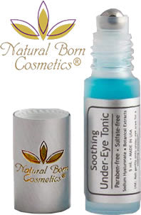 Natural Born Cosmetics Soothing Under Eye Tonic