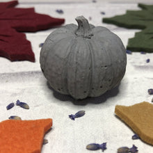 Load image into Gallery viewer, Concrete Pumpkin