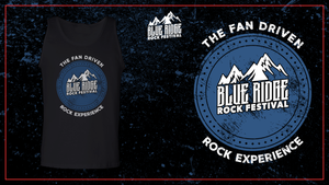 The Fan Driven Rock Experience Tank Top
