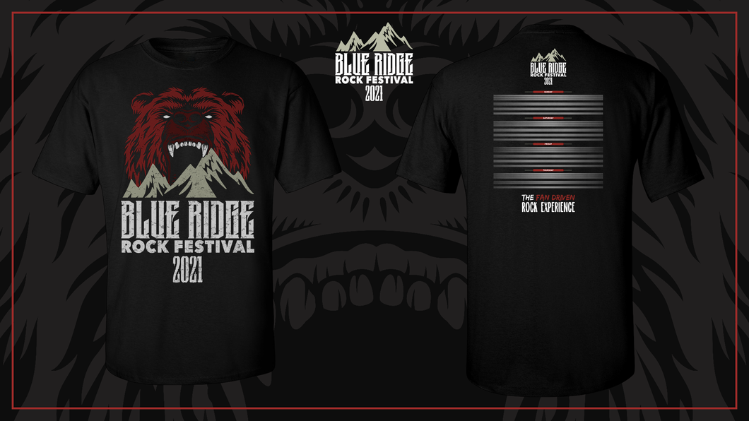 Blue Ridge 2021 Launch Shirt
