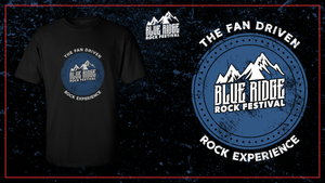 Blue Ridge Rock Festival Shirt