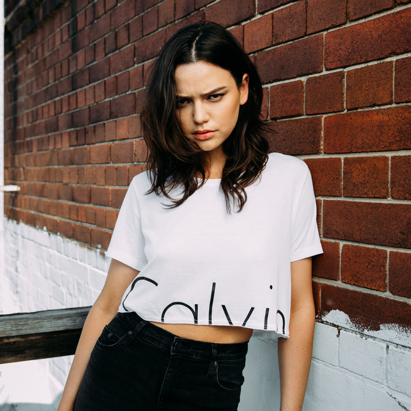 GLUE STORE COLLAB | #MYCALVINS WITH CASEY LA CHIUSA