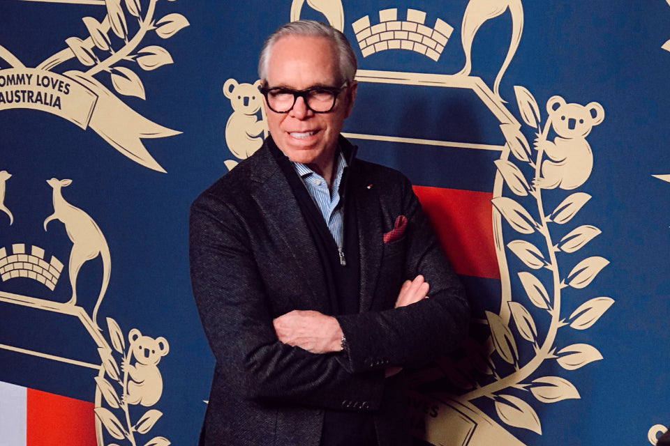 TOMMY HILFIGER VISITS AUSTRALIA | PARTY WRAP-UP