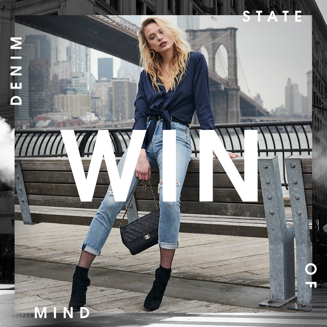 WIN A YEARS SUPPLY OF DENIM | COMP