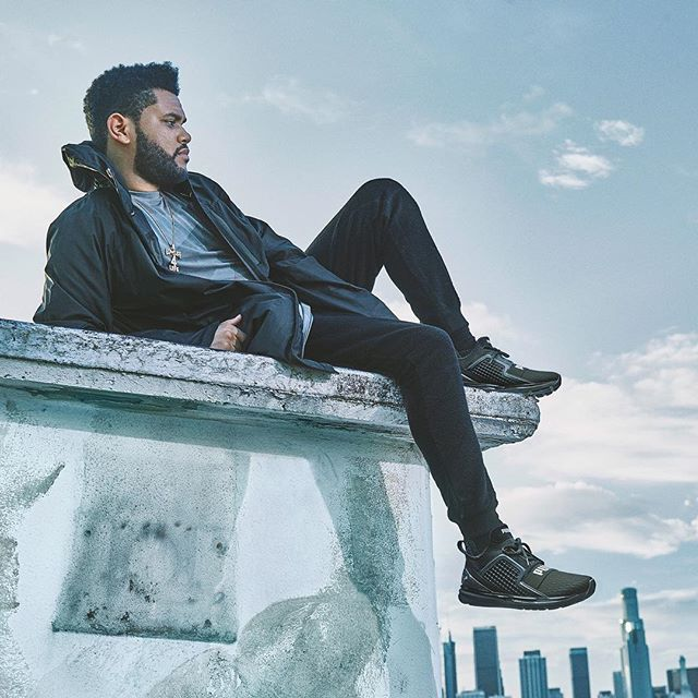Puma IGNITE x The Weeknd | New In Sneakers