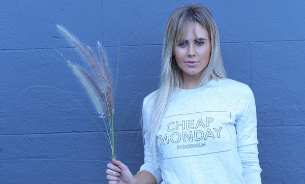 CHEAP MONDAY x DJ TIGERLILY | GLUE STORE COLLAB