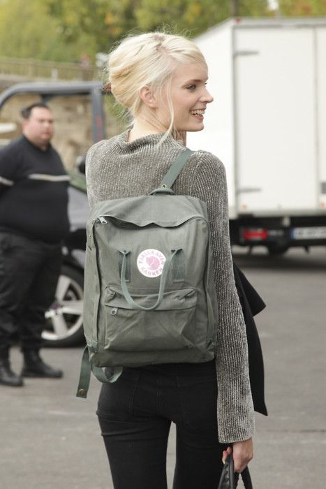 Fjallraven Backpack - Grey