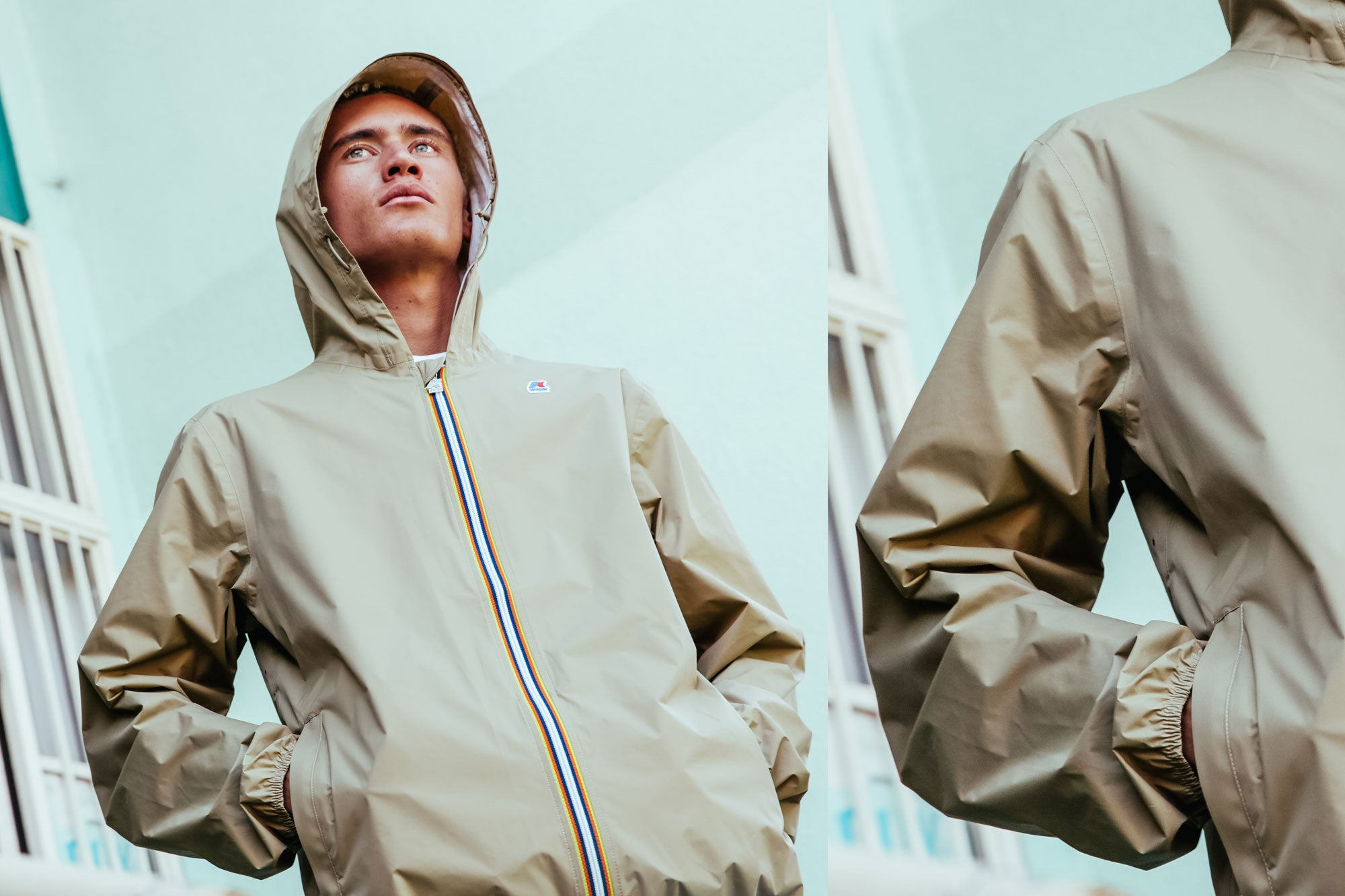 K-WAY Weather-Resistant Jackets | Glue Store